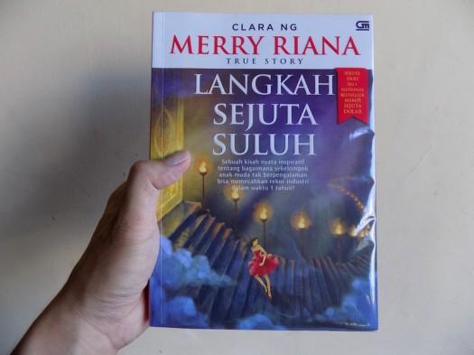 Merry Riana sejuta suluh